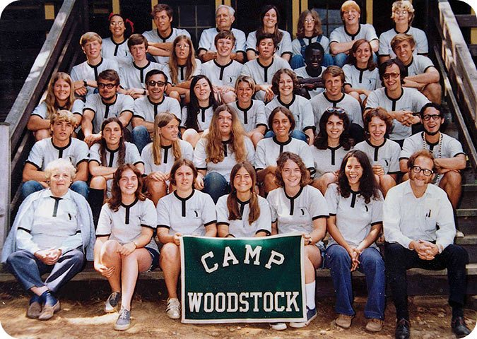 Our History   Camp Woodstock YMCA