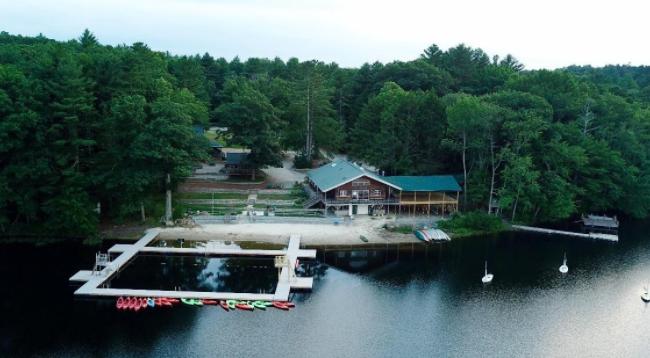 Camp Woodstock Waterfront - Black Pond